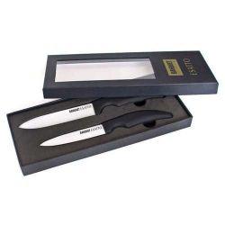 Keramické nože sada 2 nože dárkové balení Banquet ESATTO