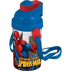 Láhev na pití 380ml, Spiderman