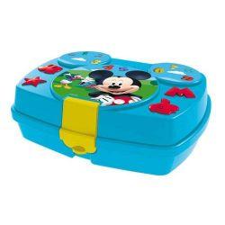 Box na svačinu Mickey Mouse Banquet