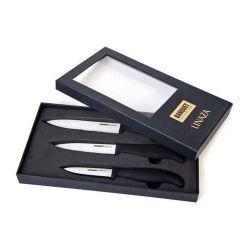Keramické nože sada 3 nože dárkové balení Banquet Linaza II.