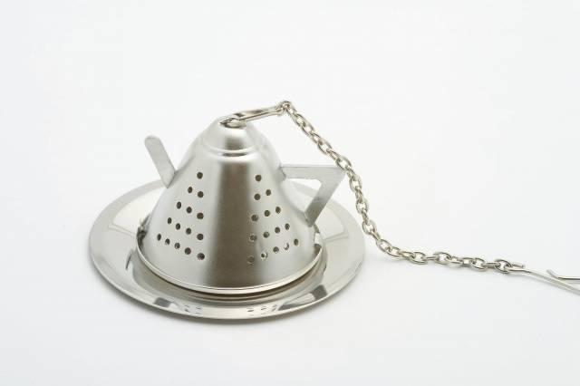 Sítko na čaj - čajník Konvička