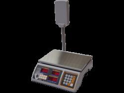 Obchodní váha DIGI DS - 700 EP - displej na sloupku