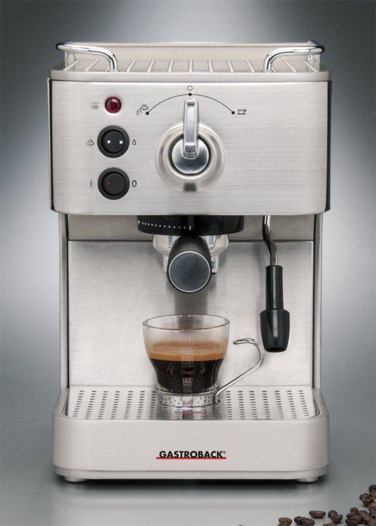 Espresso Plus Gastroback 42606