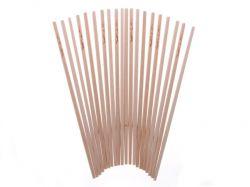 Jídelní čínské hůlky 10 párů - Bambus