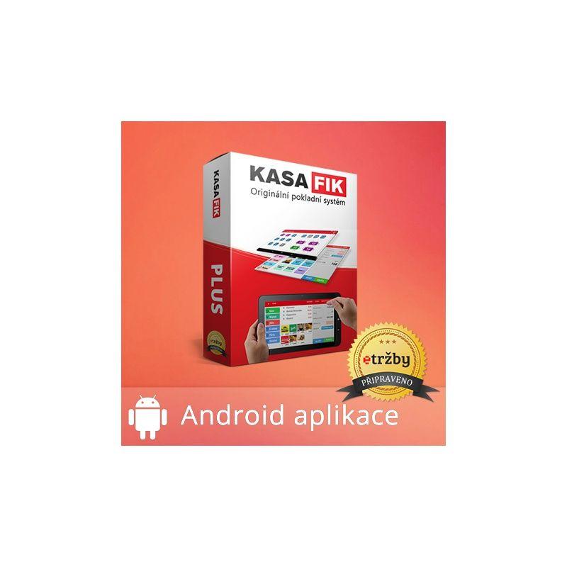KASA FIK PLUS - Aplikace