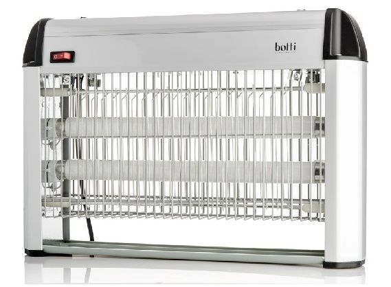 Botti Lapač hmyzu BOTTI Feso - likvidátor přístroj na hubení hmyzu 25-60 m2