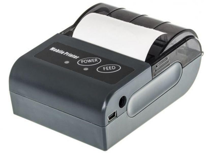 ELCOM Mobilní termo tiskárna Elcom RPP 02 BU EET - bluetooth