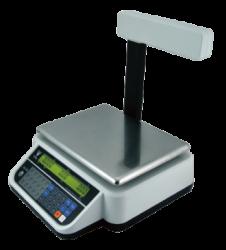Obchodní váha DIGI DS 782 P - displej na sloupku 15 kg