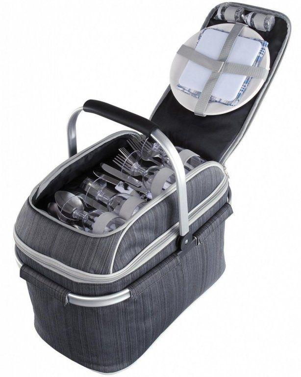 Pikniková taška BeNomad SEP117 s příslušenstvím pro 4 osoby