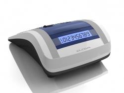 Registrační pokladna EURO-150TEi Flexy EET WIFI - Ethernet (LAN) - Jednopásková ELCOM