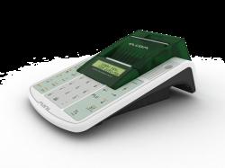 Registrační pokladna EURO 50TEi Mini EET LAN Ethernet - Jednopásková + Samolepka na provozovnu ZDARMA ELCOM