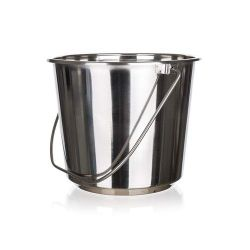 GASTEX Kbelík nerezový AZORA, 9 l