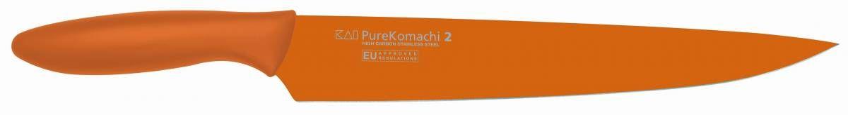 KAI Pure Komachi 2 - Nůž plátkovací, délka ostří 22cm