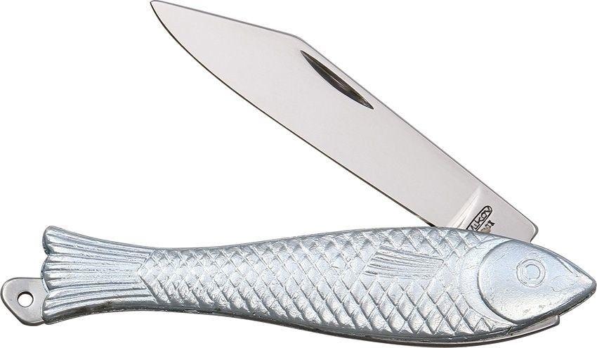 Nůž skládací - Mikov rybička