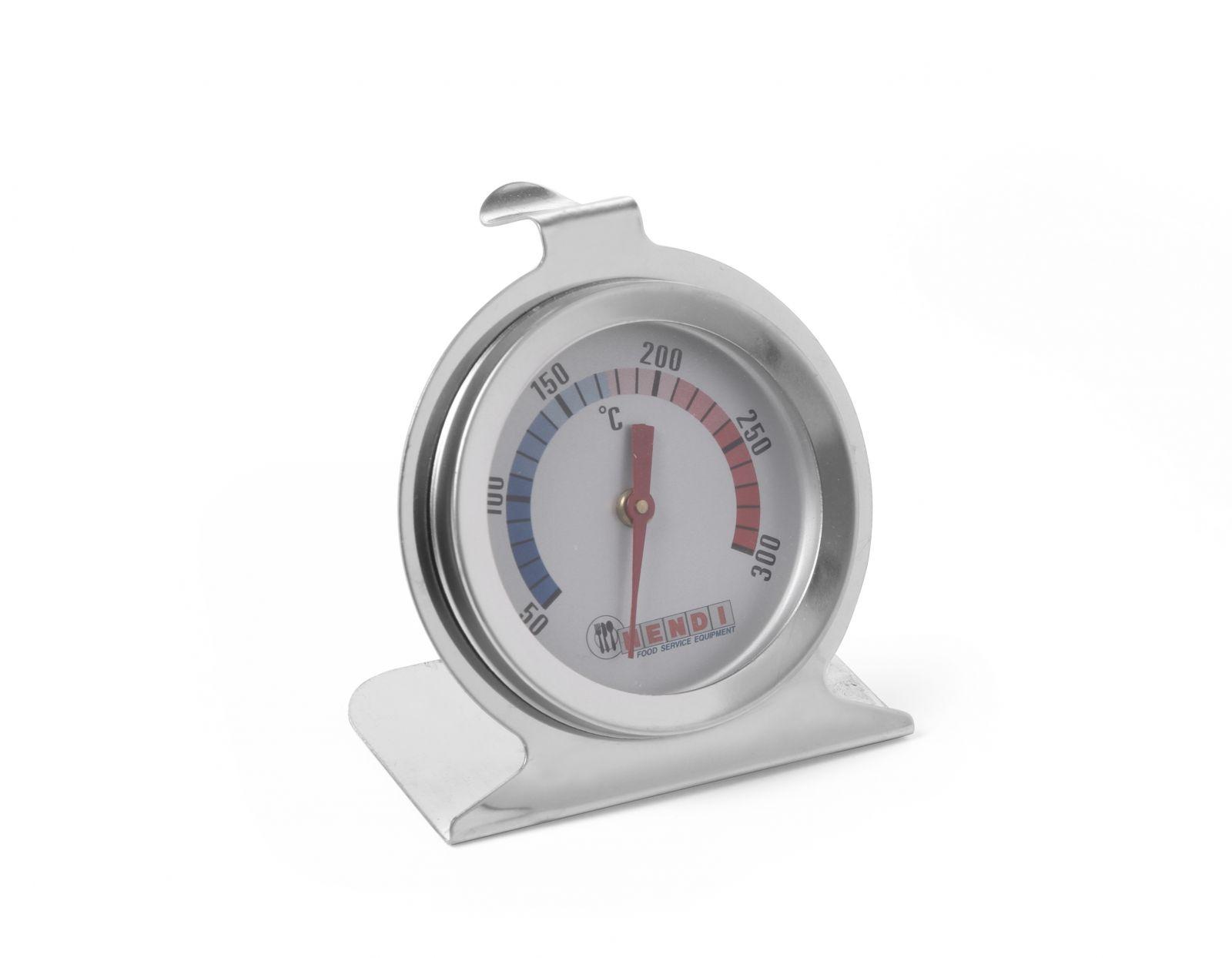 Ručičkový teploměr do trouby na pečení 50 - 300 °C HENDI