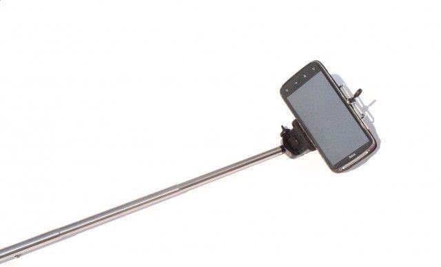 Selfie monopod - teleskopická selfie tyč na telefony, fotoaparáty