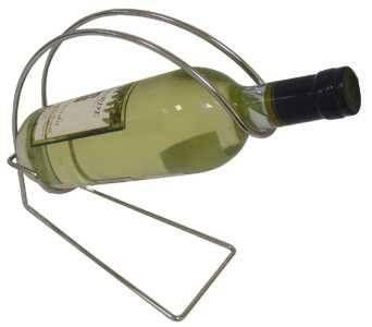 Stojan na láhev vína - stojany na víno - Chrom - TORO