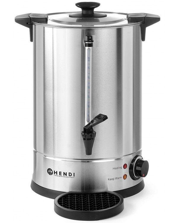 HENDI Vařič a ohřev vody - Varný výdejní termos objem 20 l