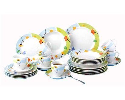 Banquet VETRO-PLUS 30d jídelní sada Spring