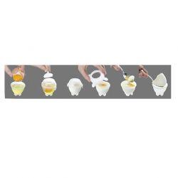 Forma UH vaření vajec 2 ks Orion