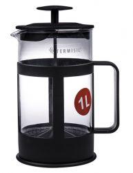 Konvice na kávu nebo čaj se sítkem TERMISIL 1 l pro tzv. French press