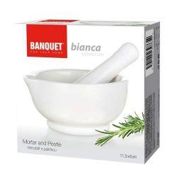Hmoždíř keramický Collezione Bianca Banquet