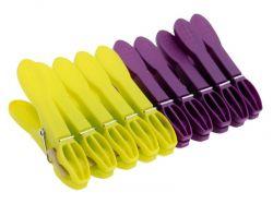 Kolíčky na prádlo plastové 10 ks