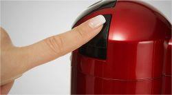 LIMO BAR Výrobník sody Smart Turbo Red červený