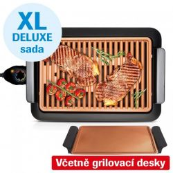Livington Smokeless Grill Deluxe XL