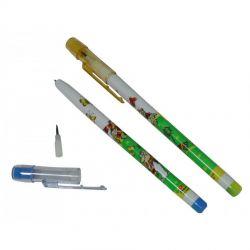 Zasouvací tužky - Set 2 kusy křemílek a vochomurka