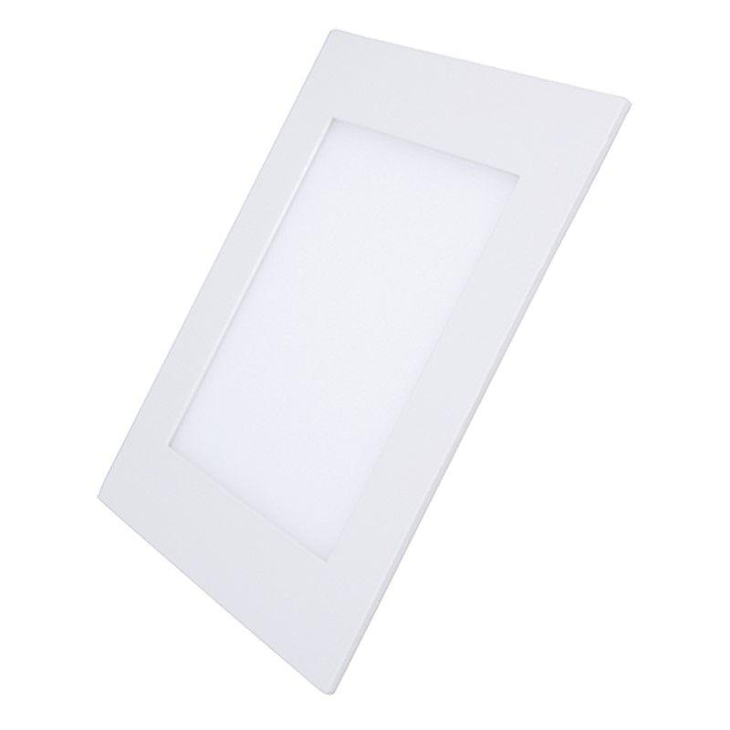 Solight LED mini panel CCT, podhledový, 12W, 900lm, 3000K, 4000K, 6000K, čtvercový