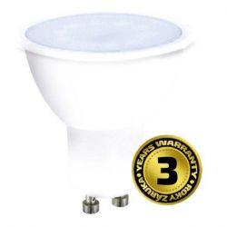 Solight LED žárovka, bodová , 5W, GU10, 4000K, 400lm, bílá