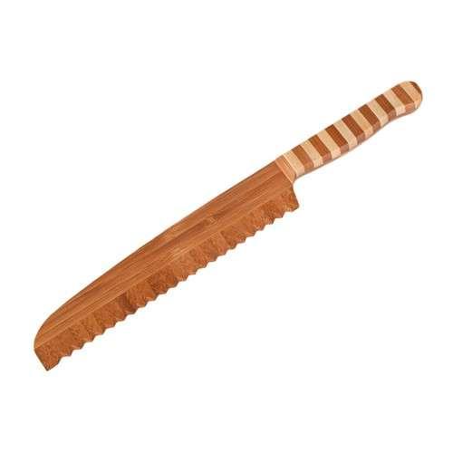 Bambusový nůž na chléb 20 cm Banquet Brillante