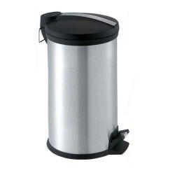 Nerezový nášlapný odpadkový koš 12L Soliste