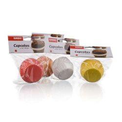 Cukrářské košíčky BANQUET 100 ks - 4 barvy