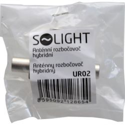 Solight anténní rozbočovač hybridní přímý