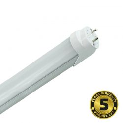 Solight LED zářivka lineární PRO+, T8, 18W, 2520lm, 5000K, 120cm, Alu+PC