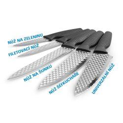 5-dílná sada nožů Harry Blackstone AirBlade MEDIASHOP