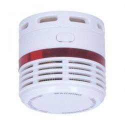 Solight detektor kouře + alarm, 85dB, 10 let životnost, lithiová baterie