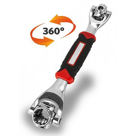 Nástrčný klíč 48v1, samostatně Profi Tools