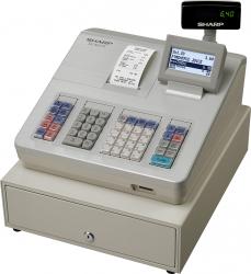 Zobrazit detail - Registrační pokladna - Sharp XE-A207 W dříve XE-A202 - obchodní včetně pokladní zásuvky - bílá