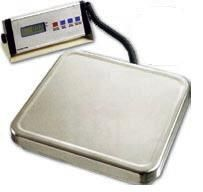 Elektrická váha s displejem (váživost 150kg)