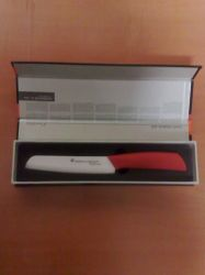 Keramický nůž dárkové balení délka čepele 15 cm d Sphere Home - Ceramic Blade