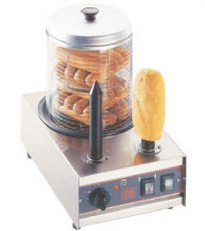 Hot Dog dvoutrnový s nádobkou pro ohřev 2P