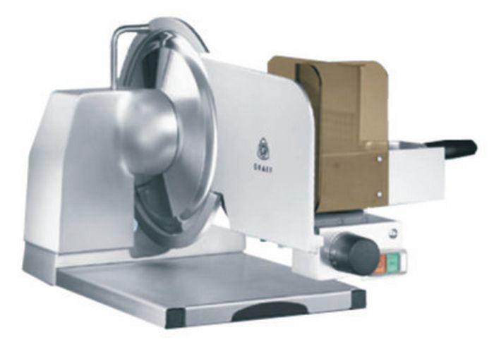Nářezový stroj 3000 EURO hladký-teflon (šnekový pohon) GRAEF