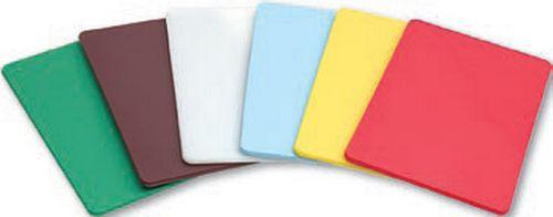 Kompletní sada krájecích desek dle normy HACCP s stojanem
