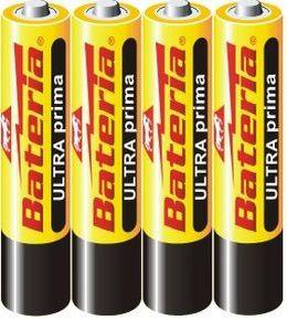 Tužková baterie větší - ULTRAprima AA / R6 1,5 V - 1 ks Bateria