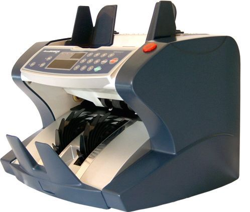 Počítačka bankovek AB-4000MG/UV s magnetickou a UV detekcí AccuBanker