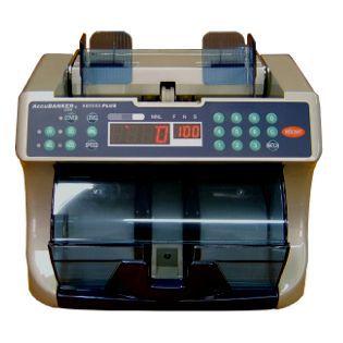 Počítačka bankovek AB-5000 PLUS AccuBanker s detekcí pravosti UV světlem a magnetismem