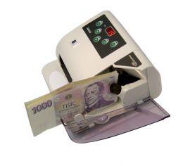 Zobrazit detail - Přenosná počítačka bankovek AB-260 AccuBanker s detekcí